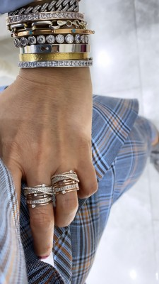 Italian Spiral Ring